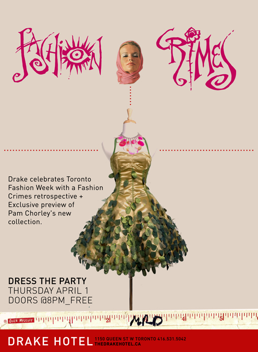Fashion crimes dress the party fashion magnet stopboris Image collections
