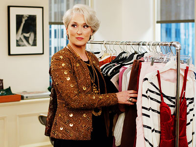 devil wears prada readers view In the past week, a deleted scene from the devil wears prada began buzzing online, and fans reacted with the kind of horror that miranda priestly (meryl.