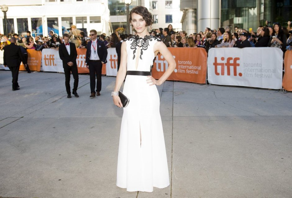 Liane Balaban in Lucian Matis | Photo: Getty Images