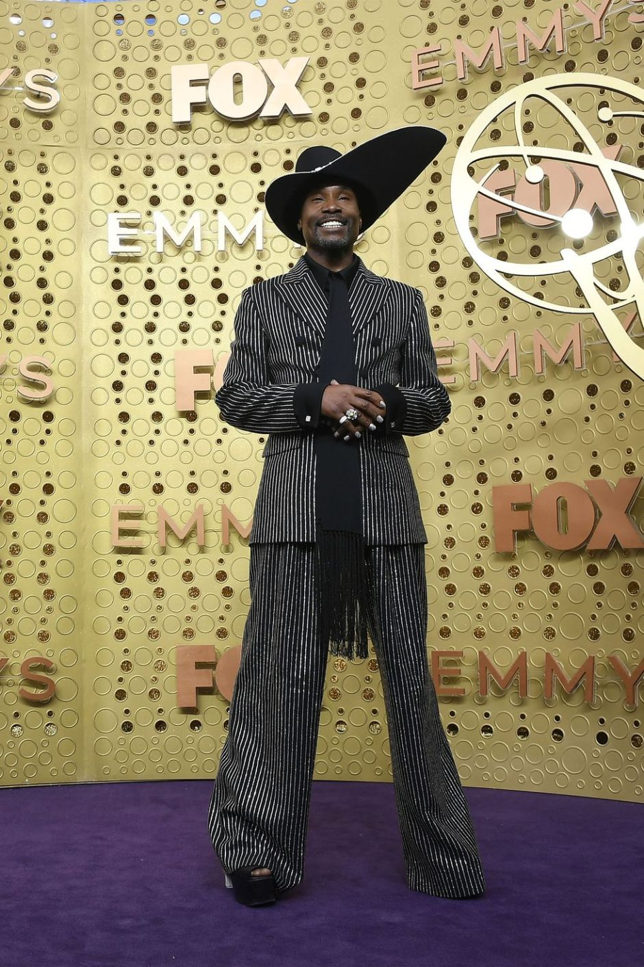 Billy Porter Michael Kors Couture